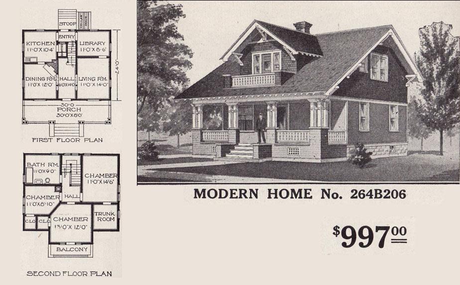 Home from Sears Roebuck catalog